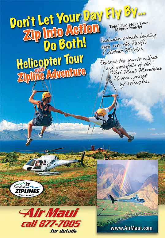 Maui activities coupons