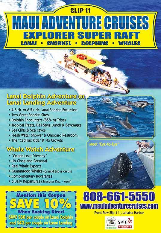 Maui discount coupons 2019