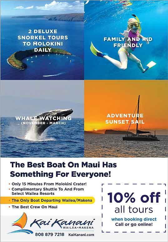Free Maui Coupons and Discounts | Maui Coupons | Maui
