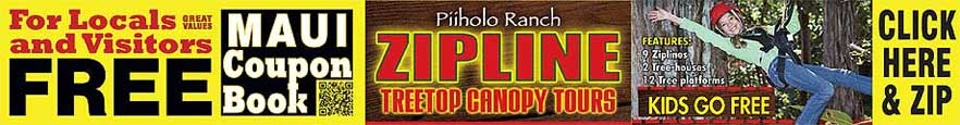 Piiholo Ranch Zipline Adventures